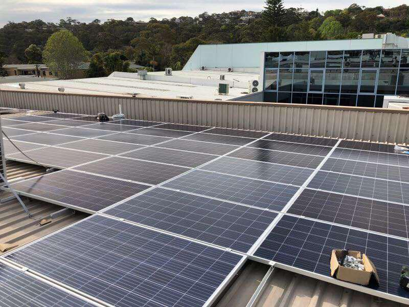Ns Swim 3 Solar Energy Enterprises Australia